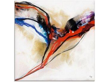 Artland Glasbild »Engel - abstrakt I«, Muster (1 Stück)