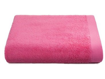 grace grand spa Saunatuch (1-St), im schlichten Design, rosa, rosa
