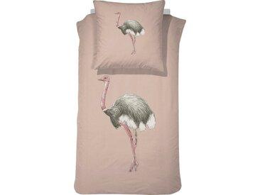 damai Kinderbettwäsche »Sloane«, mit Vogel Strauß