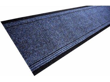 Living Line Läufer »Kongo«, rechteckig, Höhe 7 mm, In- und Outdoor geeignet, Meterware, blau, blau