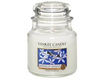 Yankee Candle Duftkerze »Classic Housewarmer Mittel Midnight Jasmine«