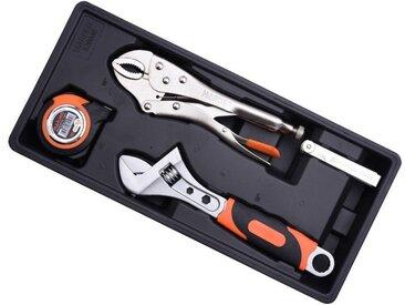 HARDEN Tools Werkzeugkoffer »Zangen-Set 4-teilig«