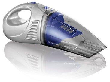 CLEANmaxx Akku-Handstaubsauger, 4,8V blau/silber