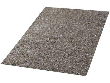 Slate Lite Dekorpaneele »Muster Sheet Cobre«, (1-tlg) aus Echtstein, schwarz, grau-anthrazit/schwarz