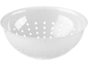 KOZIOL Seiher »Palsby M Solid Weiß«, Kunststoff