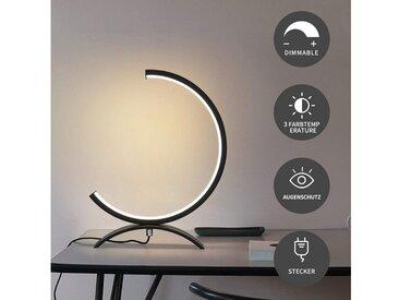 ZMH LED Nachttischlampe »7W Nachttischlampe aus Aluminium 32 * 20CM«