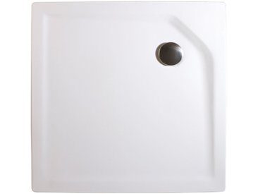 Schulte Duschwanne »extra-flach«, quadratisch, Acryl, Set, quadratisch, verschiedene Breiten und Tiefen