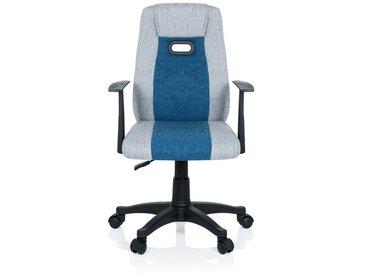 hjh OFFICE Drehstuhl » Kinderdrehstuhl KIDDY EXTRA«, grau, Grau / Blau