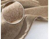 """Wohnen und Accessoires GmbH & Co. KG Wolldecke »100% Kaschmirdecke """"Portofino"""" mit Seidenband 150x200cm«"""