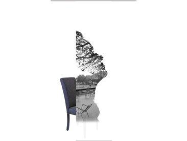 HOME WOHNIDEEN Schiebegardine »FALUNA«, Paneelwagen (1 Stück), HxB: 245x60, Dekostoff Digitaldruck