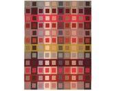 Eagle Products Wohndecke »Frame 101 aus extrafeiner Lammwolle; 150 x 200 cm; Stilvolle Plaid / Decke / Wolldecke«