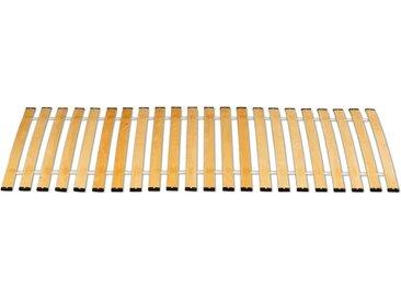 Coemo Rollrost, 22 Leisten, Kopfteil nicht verstellbar, Fußteil nicht verstellbar, 22 Federleisten mit Endkappen