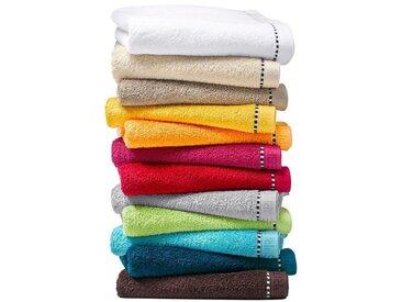 Esprit Handtuch, weiß, weiß
