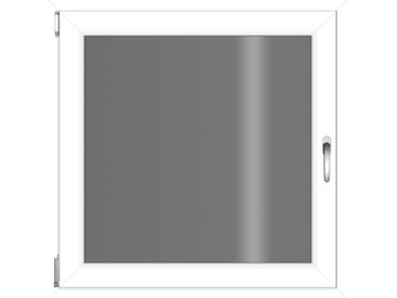 RORO Türen & Fenster Kunststofffenster, BxH: 75x75 cm, ohne Griff, links
