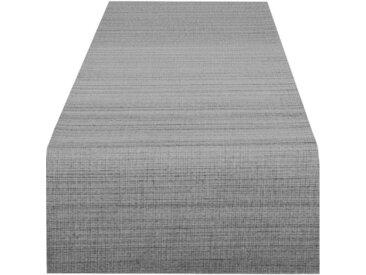 Delindo Lifestyle Tischläufer »SAMBA«, Fleckabweisend, UV-beständig, 230 g/m², grau, anthrazit