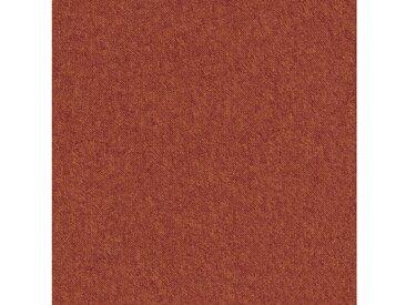 Teppichfliese »City«, quadratisch, Höhe 3 mm, selbstliegend, orange, 4 St., SL 170 orange