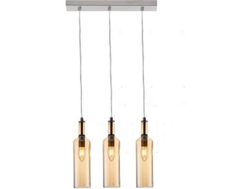 Nino Leuchten LED Pendelleuchte »Bottle«, LED Hängelampe, LED Hängeleuchte