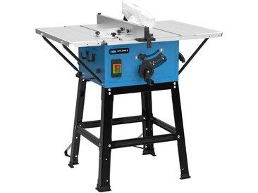 Güde GÜDE Tischkreissäge »GTK 2000 A«, 2000 W, 250 mm, blau, blau