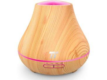 TaoTronics Diffuser TT-AD004, 0.4 l Wassertank, 400 ml, LED-Beleuchtung