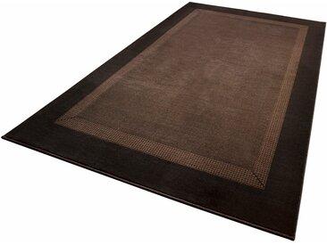 HANSE Home Teppich »Band«, rechteckig, Höhe 9 mm, Kurzflor, gekettelt, braun, braun