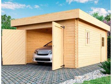 Karibu Garage »Marko«, BxT: 415x572 cm, 193 cm Einfahrtshöhe