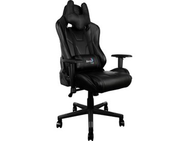 Aerocool Gaming-Stuhl »AC220 AIR Gaming Chair«, schwarz, Schwarz