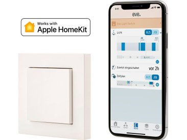 EVE Lichtschalter »Light Switch (HomeKit)«