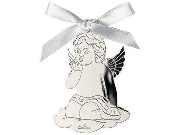 Rosenthal Christbaumschmuck »Silver Collection Angels Silver Engel Anhänger« (1-tlg), Engel mit Handkuss