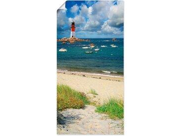 Artland Wandbild »Blick von den Dünen«, Küste (1 Stück), Poster