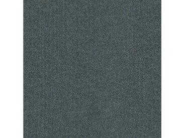 Teppichfliese »Trend«, 4 Stück (1 m²), selbstliegend, grau, hellgrau