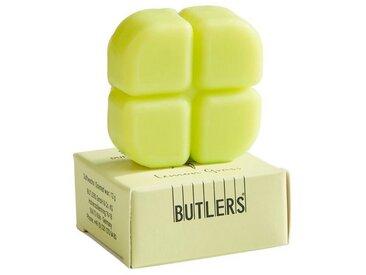 BUTLERS Duftlampe » SMELTS 12x Duftwachschips Vanille«, grün, Hellgrün