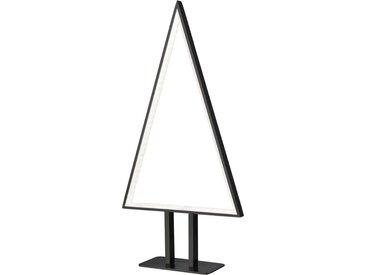 SOMPEX LED Baum »Pine«, Höhe 50 cm, Dimmer in der Zuleitung, schwarz, schwarz
