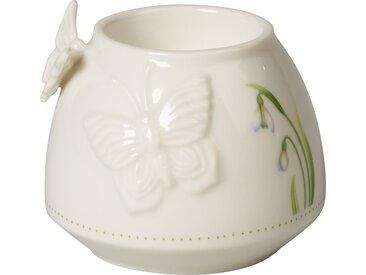 Villeroy & Boch Colourful Spring Teelichthalter »Colourful Spring«, grün, 8x8x7cm, grün,bunt