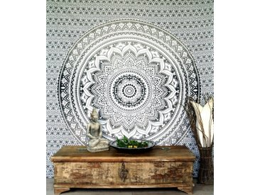 Guru-Shop Tagesdecke »Boho-Style Wandbehang, indische Tagesdecke..«