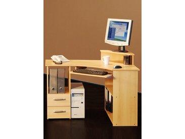 Schreibtisch »4505-02«, natur, buchefarben