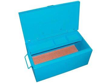 Güde GÜDE Werkzeugkiste »GM 630«, Montagekoffer, L/B/H: 65/38/30 cm, blau, blau