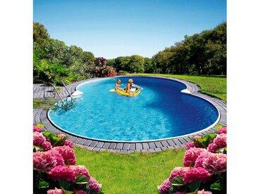 Clear Pool Achtformpool »Premium Mallorca« (Set)