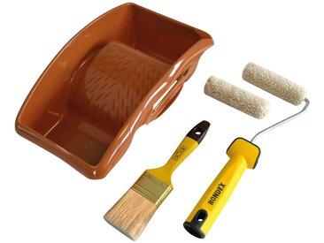 Bondex BONDEX Werkzeugset » Lasur-Set, 5 teilig«, braun, braun