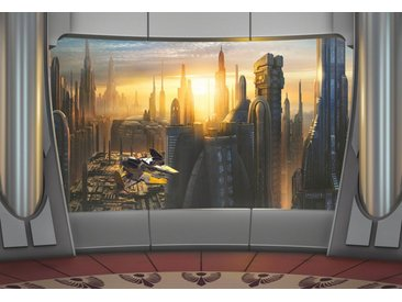 Komar Fototapete »Star Wars Coruscant View«, (8 St)