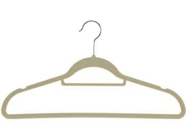 made2trade Kleiderbügel »SAMT«, (20-tlg), mit haltbarer Samtbeschichtung