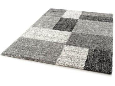 Festival Hochflor-Teppich »Delgardo K11511«, rechteckig, Höhe 30 mm, Besonders weich durch Microfaser, grau, grau