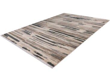 Obsession Teppich »My Inca 358«, rechteckig, Höhe 6 mm, Kurzflor mit Fransen, Wohnzimmer