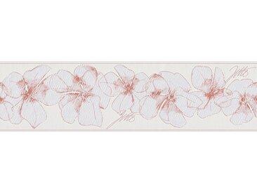 A.S. Création Bordüre »Only Borders«, aufgeschäumt, floral, mit Blumen, floral