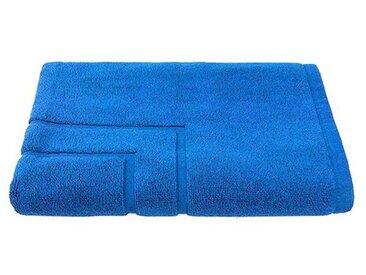 grace grand spa Badematte , Höhe 1 mm, mit trittfester Struktur, blau, blau