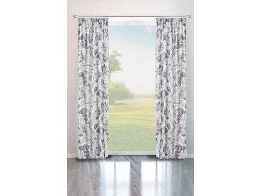 my home Vorhang »MONSTERA«, Kräuselband (1 Stück)