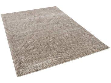 Pergamon Designteppich »Designer Teppich Retro Montana Mix«, Rechteckig, Höhe 13 mm