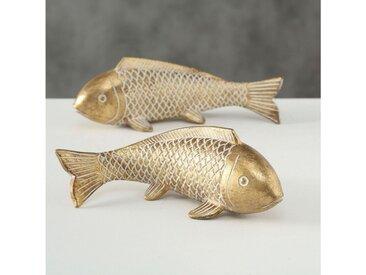 BOLTZE Dekofigur »Frida« (Set, 2 Stück), Fisch