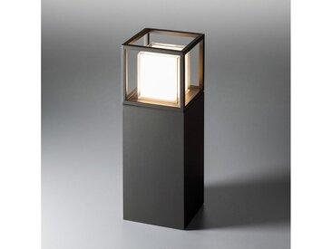 Licht-Trend LED Pollerleuchte »Quadro S Außen-LED«