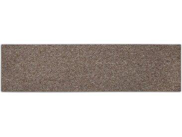 Kubus Teppichfliese »Teppichdielen Mahogany«, rechteckig, Höhe 5,7 mm, In Kombination mit Fußbodenheizungen nutzbar, Selbstliegend
