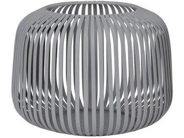 BLOMUS Teelichthalter »Laterne Lito Steel Grey (Grau) XS H10cm«